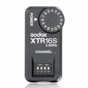 Godox XTR-16S receptor suplimentar pentru setul Godox XT-16s - compatibil Godox V850, TT685, TT600 [0]