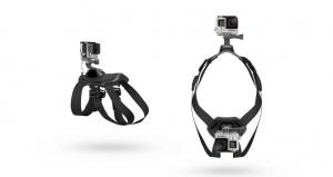GoPro Fetch (Dog Harness) - ham pt montarea pe caini a camerelor GoPro1
