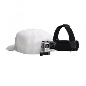 GoPro Head strap + clip  ACHOM-001 - sistem prindere camera , pe cap [3]