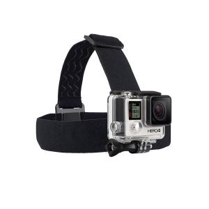 GoPro Head strap + clip  ACHOM-001 - sistem prindere camera , pe cap [1]