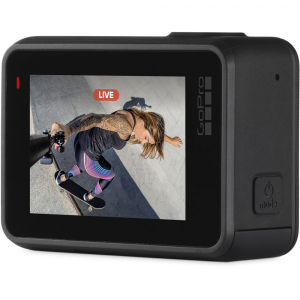 GoPro Hero 7 Black - Special Bundle Kit, Rezistent la apa, 4k60/1080p2406