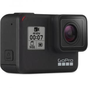 GoPro Hero 7 Black - Special Bundle Kit, Rezistent la apa, 4k60/1080p2403