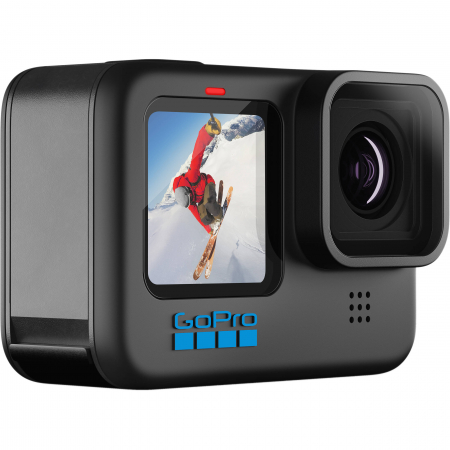 GoPro HERO10 Black Edition Camera de Actiune 5,3K 23MP [0]