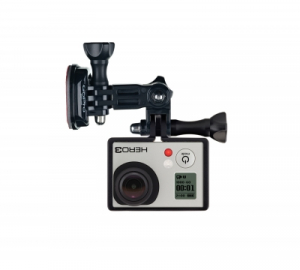 GoPro Side Mount AHEDM-001 - sistem prindere  laterala pentru casca [4]