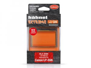 Hahnel extreme HLX-E6N - acumulator replace tip Canon LP-E6N -2000mAh0