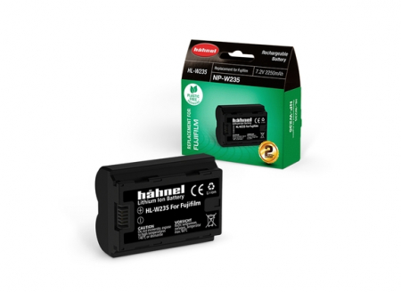 Hahnel HL-W235  - acumulator replace tip Fuji NP-W235, 2250mAh, 7.2V, 16.2Wh [0]