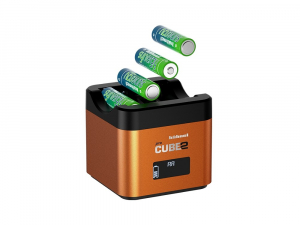 Hahnel - Pro Cube 2, Incarcator Dublu pentru Sony1