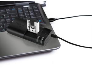 Hahnel Unipal Mini - Incarcator Universal pentru Acumulatori Li-Ion [5]