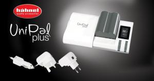 Hahnel Unipal Plus - incarcator universal4