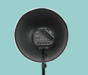Hakutatz VL-9026 , lampa lumina continua cu 5 becuri [2]
