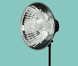 Hakutatz VL-9026 , lampa lumina continua cu 5 becuri [4]