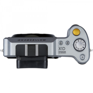 Hasselblad X1D-50c - mirrorless, format mediu body argintiu2