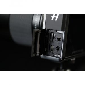 Hasselblad X1D-50c - mirrorless, format mediu body argintiu6