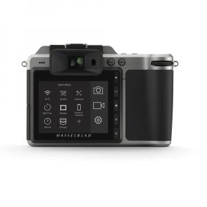 Hasselblad X1D-50c - mirrorless, format mediu body argintiu1