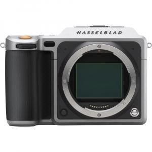 Hasselblad X1D-50c - mirrorless, format mediu body argintiu0