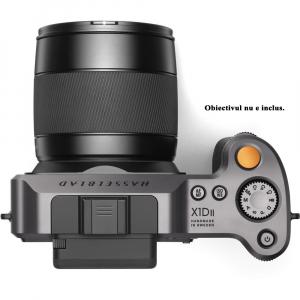 Hasselblad X1D II 50C - mirrorless, format mediu body negru3