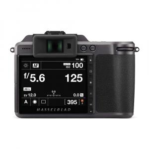 Hasselblad X1D II 50C - mirrorless, format mediu body negru2