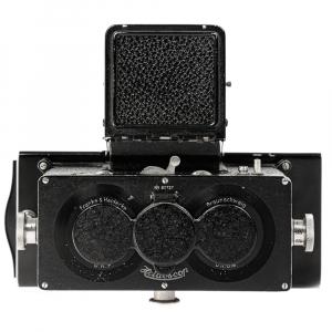 Heidoscop Stereo 6x13cm Tessar 4,5/75mm1