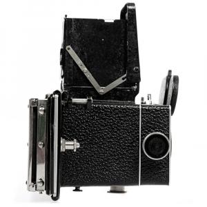 Heidoscop Stereo 6x13cm Tessar 4,5/75mm4