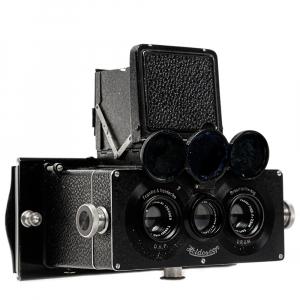 Heidoscop Stereo 6x13cm Tessar 4,5/75mm3