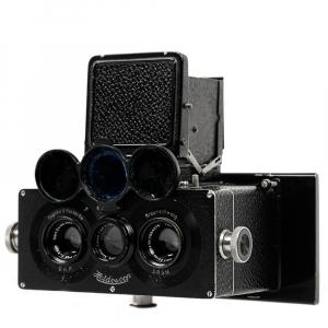 Heidoscop Stereo 6x13cm Tessar 4,5/75mm2