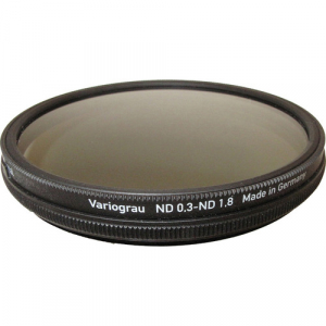 Heliopan 52mm Densitate neutra (ND) Variabil 2X - 64X (-1EV la -6EV)0