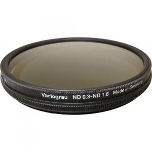 Heliopan 58mm Densitate neutra (ND) Variabil 2X - 64X (-1EV la -6EV)0