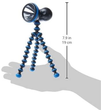 Joby GorillaTorch Original albastru - lampa lumina continua cu picioare flexibile [1]