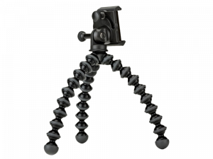 Joby GripTight GorillaPod Stand PRO , black + adaptor smartphone2