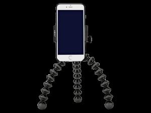 Joby GripTight GorillaPod Stand PRO , black + adaptor smartphone4
