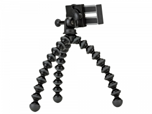 Joby GripTight GorillaPod Stand PRO , black + adaptor smartphone1
