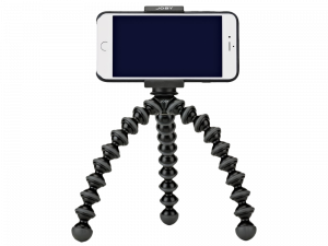 Joby GripTight GorillaPod Stand PRO , black + adaptor smartphone3