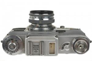 Kiev 4 + Jupiter-8m 50mm f/2 [5]