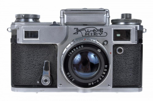 Kiev 4 + Jupiter-8m 50mm f/2 [0]
