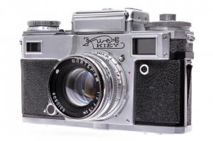 Kiev + Jupiter 8M 50mm f/2 [2]