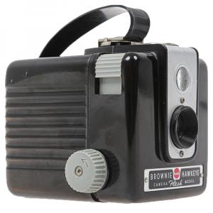 Kodak Brownie Hawkeye Camera2