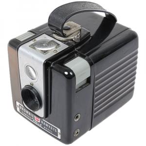Kodak Brownie Hawkeye Camera3