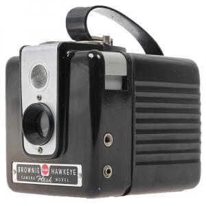 Kodak Brownie Hawkeye Camera0