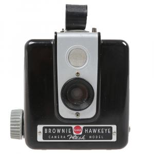 Kodak Brownie Hawkeye Camera1