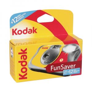 Kodak Fun Saver 27+12 - aparat foto de unica folosinta 39 cadre de 35 mm Color ISO8000