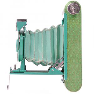 Kodak Petite verde -Vest Pocket Model B3