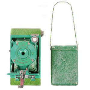 Kodak Petite verde -Vest Pocket Model B0