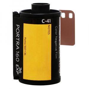Kodak PORTRA 160 , film color negativ ingust ISO 160 , 135mm , 36 pozitii [0]