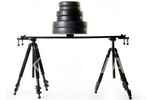 KONOVA HEAVY DUTY SLIDER K3 60 cm Dolly Track2