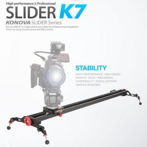 KONOVA K7 CINEMA SLIDER DOLLY TRACK 100 cm 0