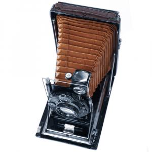 KW Patent Etui de Lux 9x12cm Tessar4,5/135mm5