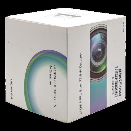 Laowa 9mm f/5.6 FF RL Obiectiv Mirrorless Sony FE - Second Hand [13]