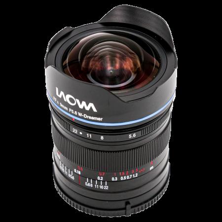 Laowa 9mm f/5.6 FF RL Obiectiv Mirrorless Sony FE - Second Hand [0]