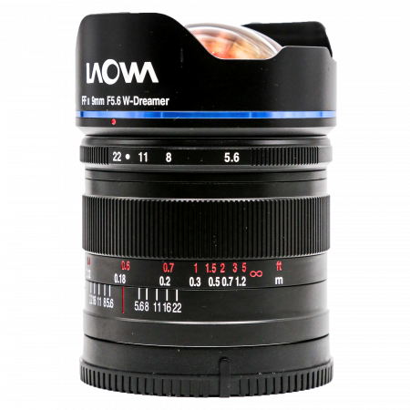 Laowa 9mm f/5.6 FF RL Obiectiv Mirrorless Sony FE - Second Hand [3]