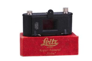 Leica Eldia + cutie - dispozitiv de copiat film (S.H.) [0]